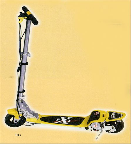 Fx1 Electric Scooter